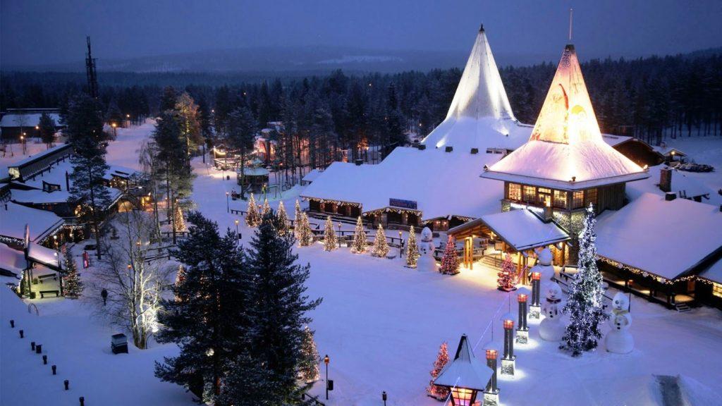 Оформление виз в Финляндию