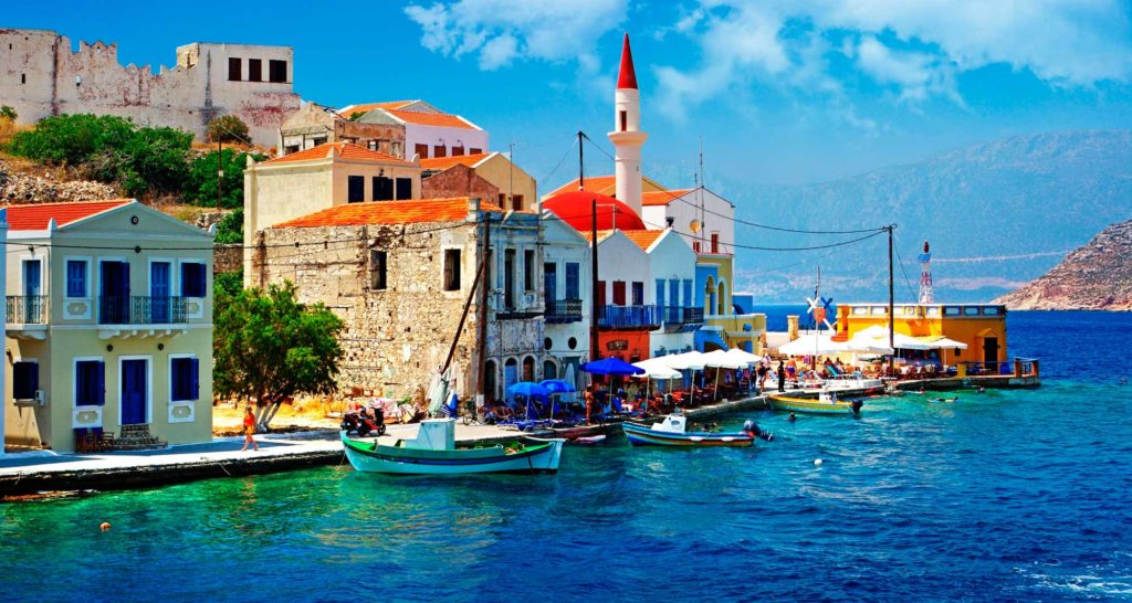 Оформление Греческой визы