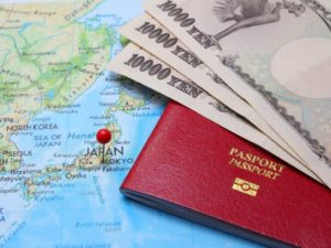 Оформление визы в Японию
