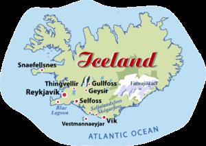 Оформление Визы в Исландию